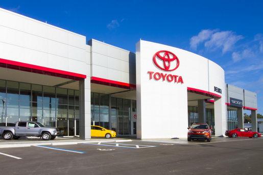 DeLuca Toyota